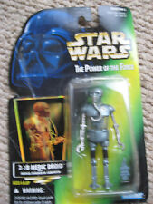 StarWars 2-1B Medical Droid Power of the Force 3 3/4 action figure