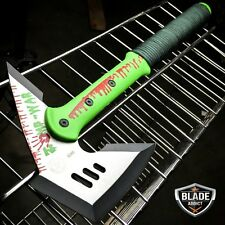 """16"""" ZOMBIE SURVIVAL CAMPING TOMAHAWK THROWING AXE BATTLE Hatchet hunting knife z"""