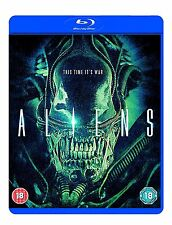Aliens - Blu Ray -Sigourney Weaver, James Cameron