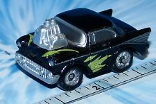 Micro Machines CHEVY / CHEVROLET 1957 Bel Air HOT ROD # 1