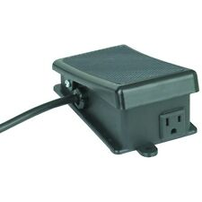Power Maintained Foot Switch For Table Routers Drill Press Scroll Saw Lathe etc