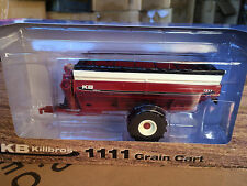 SPECCAST  1:64 KILLBROS 1111 Grain Cart on  flotation tires    red