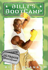Billy Blanks - Ultimate Bootcamp (DVD, 2005) NEW