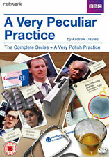 A VERY PECULIAR PRACTICE - THE COMPLETE SERIES - DVD - REGION 2 UK