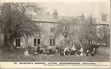 POSTCARD UNITED KINGDOM ST DOMINIC'S SCHOOL LUTON BEDFORDSHIRE ENGLAND