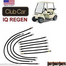 Club Car DS Regen IQ Golf Cart 2003-Newer # 4 Gauge 600 volt Battery Cable Set