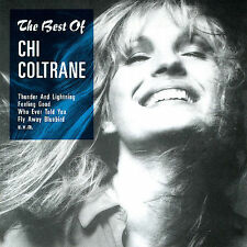 The Best of Chi Coltrane by Chi Coltrane (CD, Feb-2004, Sony/Columbia)