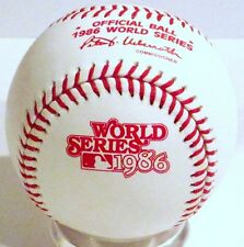Rawlings 1986 World Series Official Game Baseball - New York Mets