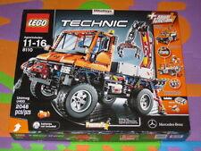 LEGO TECHNIC 8110 Mercedes-Benz Unimog U 400 2 in 1 NEW