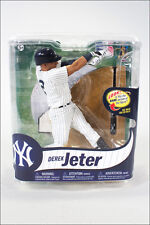 MCFARLANE MLB 31 DEREK JETER NY YANKEES NEW Factory Sealed Ship Worldwide