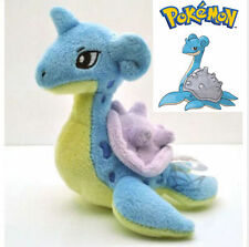 "Pocket Monster Pokemon Anime 5"" Lapras Stuffed Soft Plush Kids Toy Doll Gift"