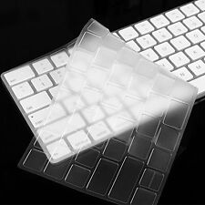 Clear TPU Keyboard Cover Skin for New Apple Magic Keyboard(UK/EU Version)