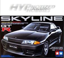TAMIYA 1:24 NISSAN SKYLINE GT-R Plastic Model Kit 24090