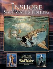 Inshore Salt Water Fishing-ExLibrary