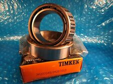 Timken JM207010 and JM207049, Cup and Cone Tapered Bearing Set