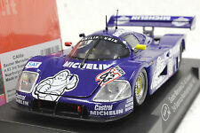 SLOT IT SICA06E MERCEDES SAUBER C9 MICHELIN NURBURGRING 1987 NEW 1/32 SLOT CAR