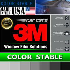 "3M Color Stable 50% VLT Automotive Car Solar Window Tint Film Roll 30""X40"" CS50"