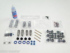 NEW TEAM ASSOCIATED SC10.2 2WD FT SU Shocks Set BIG BORE FACTORY T4.2 ATF29