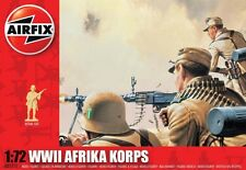 Airfix 1/72nd Scale WWII German Afrika Korps Plastic Soldiers Set