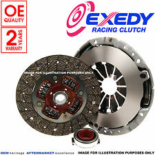 FOR Toyota Aygo Peugeot 107 Citroen C1 1.0 Exedy Clutch Kit INC Bearing 190mm