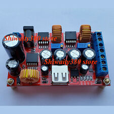 Negative voltage Module  -12V 12V 5V 3.3V  DC Regulator Lab Power Supply board