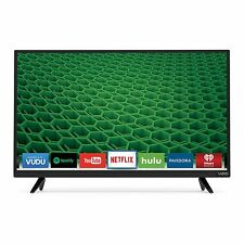 "VIZIO D Series 32"" Class 1080p LED LCD Smart HDTV with WiFi - D32x-D1 - NEW"
