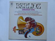 BERLIOZ Greatest hits New York Philharmonic dir BERNSTEIN 30023