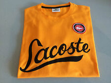 LACOSTE - TEE-SHIRT  HOMME ECUSSON BRODE  T.4 - COMME NEUF