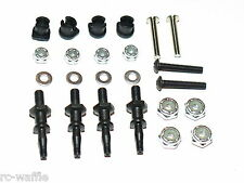 TLR04003 TEAM LOSI RACING 8IGHT 4.0 BUGGY SHOCK MOUNTS SET STAND-OFFS