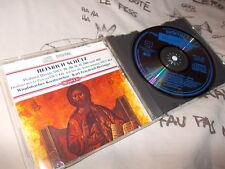 SCHÜTZ: Psalmen Davids Motets   Windsbacher Knabenchor Beringer / Bellaphon CD