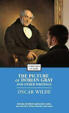 The Picture of Dorian Gray and Other Writings (Enriched Classics)-ExLibrary