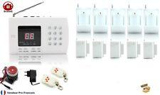Kit Système d'alarme de maison sans fil  auto appel téléphonique Kit-5-5