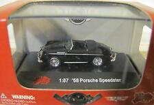 HO 1/87 scale Reel Rider Malibu by High Speed '58 Porsche Speedster Car NIB
