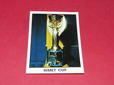 1 RIMET CUP FOOTBALL PANINI WORLD CUP STORY 1990 SONRIC'S