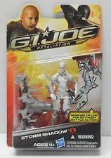 GI JOE Hasbro 2012 Retaliation STORM SHADOW NINJA action figure NIP