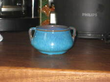 POOLE POTTERY CHINESE BLUE BOWL SMALL CAULDRON FORM JOHN ADAMS