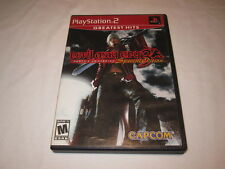 Devil May Cry 3 Dante's Awakening (Playstation PS2) GH Game Complete Vr Nice!