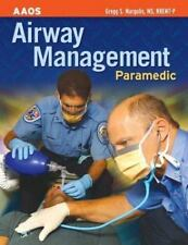 Paramedic : Airway Management by Gregg S. Margolis