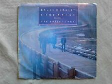 "BRUCE HORNSBY ""THE VALLEY ROAD / THE LONG RACE""  45wPS"