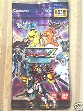 Bandai Digital Monster Carddass Digimon Trading Card Game Alpha Best Pack SEALED