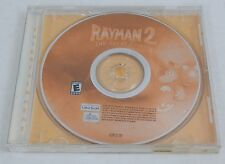 Rayman 2: The Great Escape - PC CD Computer Video Game Disc Only TESTED Working
