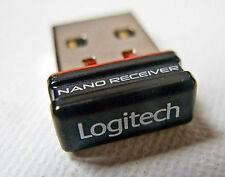 Logitech C-U0010 Nano Wireless Mouse USB Mini Receiver/Dongle/Transceiver