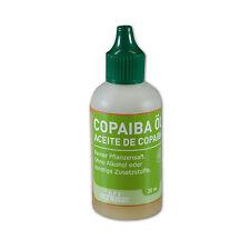 Copaiba Olio Aceite de Copaiba 30 ml Bottiglia 100% puro