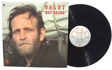 VALDY: Hot Rock LP A&M RECORDS SP9034 Canada 1978 NM
