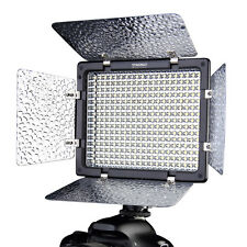 YN-300 II YN300 II YongNuo Pro LED Video Light Camera Camcorder for Canon Nikon