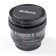 Nikon Nikkor AF 20 mm F/2.8 D CRC Objektiv