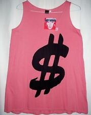 New sold-out ANDY WARHOL Sleevless Tunic Cotton/Modal Top from UNIQLO Size XL