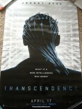 Movie Poster From Transcendence