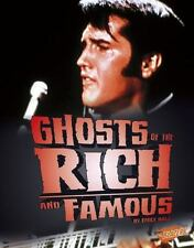 Ghosts of the Rich and Famous (Spooked)-ExLibrary