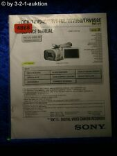 Sony Service Manual DCR TRV940 TRV940E TRV950 TRV950E Level 2 (#4868)